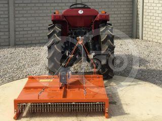 Szárzúzó 100 cm-es, TZ4K, Rába-15 kistraktorokhoz, Komondor SRZ-100/T (10)