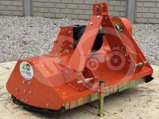 Szárzúzó 105 cm-es, erősített hajtóművel, japán kistraktorokhoz, EFGC105  (0)