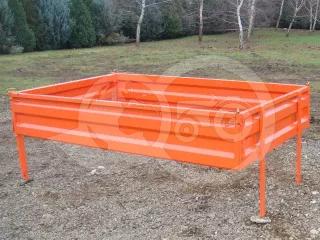 Oldalfal magasító készlet Komondor SPK pótkocsikhoz (1)