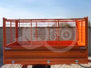 Rácsos oldalfal magasító készlet Komondor SPK pótkocsikhoz (1)