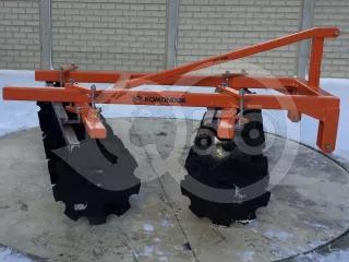 Tárcsa 200 cm-es, japán kistraktorokhoz, Komondor SFT-200 (1)