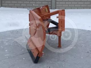 Tolólap 150cm-es, fronthidraulikára, gyorskapcsoló szerkezetre, akár 3 pontos szerszámfüggesztésre, Komondor SHE-150/F (1)