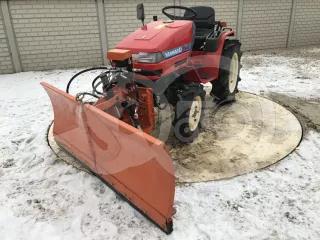 Tolólap 150cm-es, hóeke japán kistraktorokhoz, Komondor SHE-150 (1)