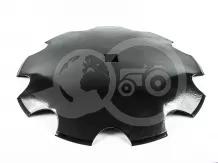 Tárcsalap 460mm-es, csipkés, AsahiParts, AKCIÓS ÁRON!